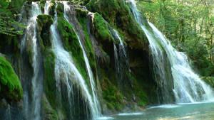 A waterfall by Hansmar