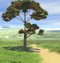 Tree1 - WIP by Hansmar