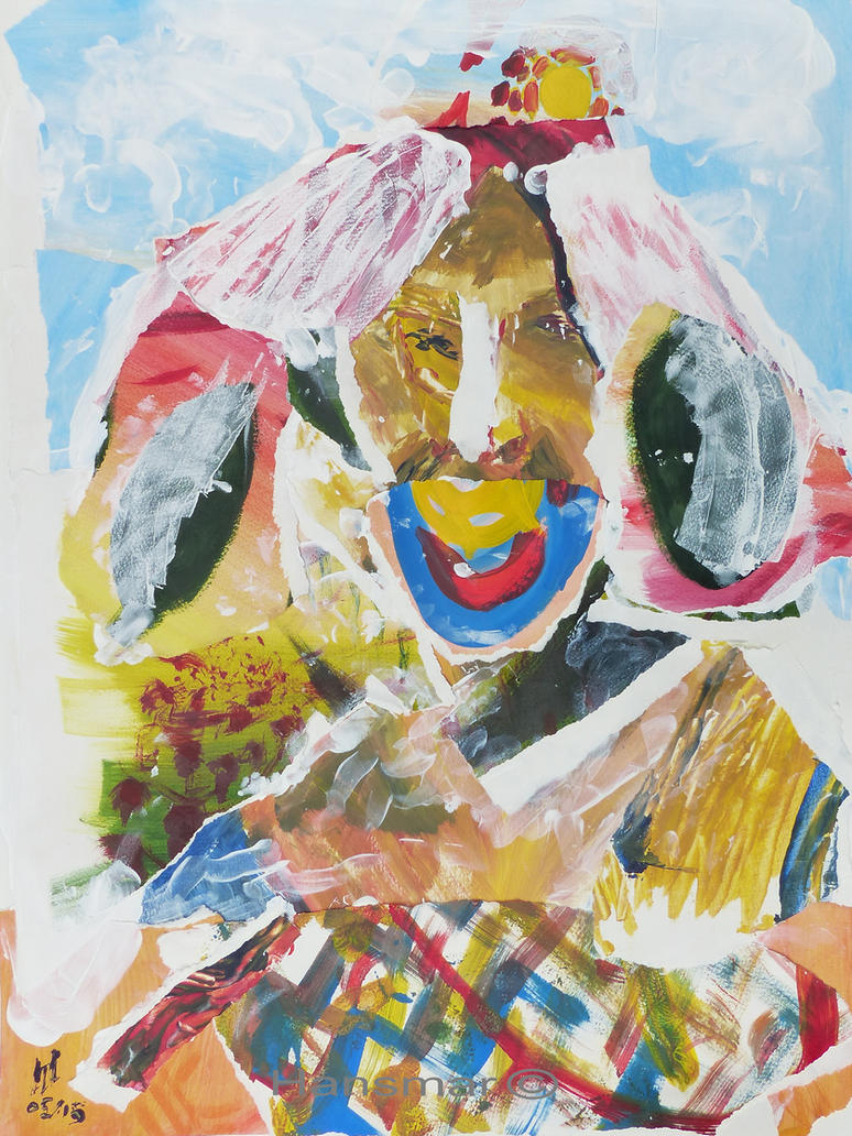 Clown1 by Hansmar