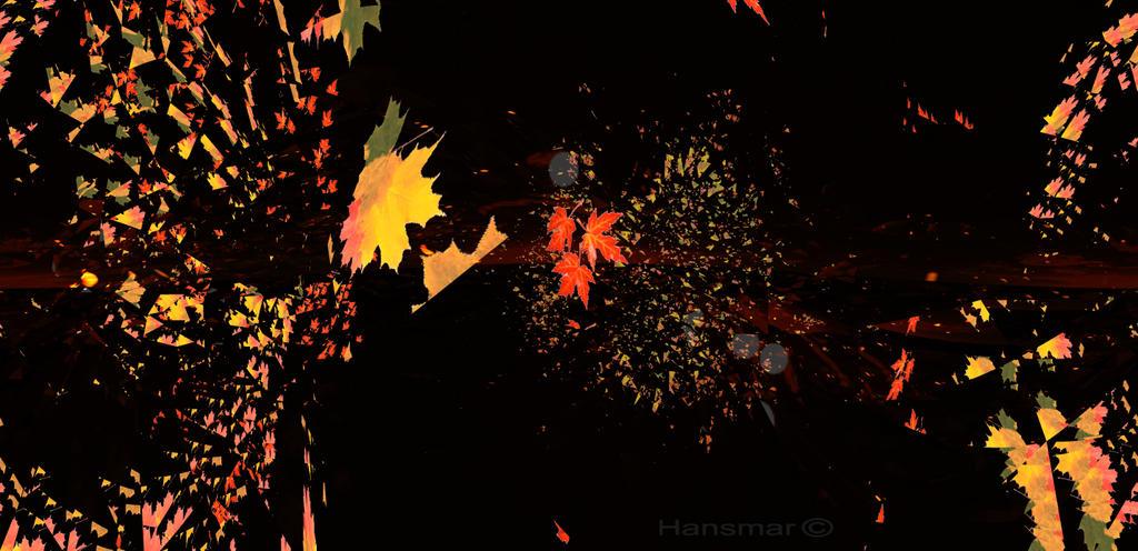 Autumn Storm by Hansmar