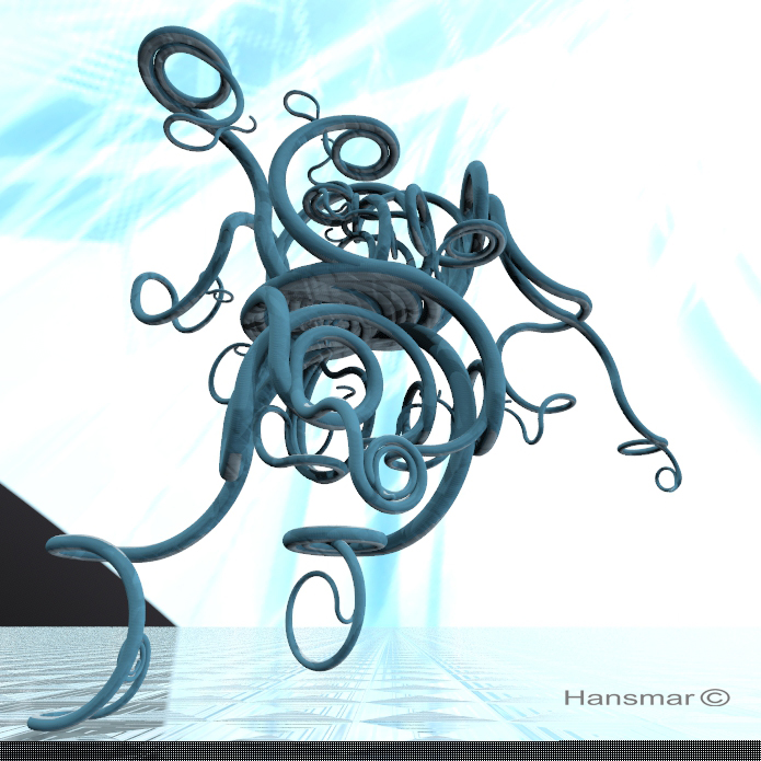 The martian by Hansmar
