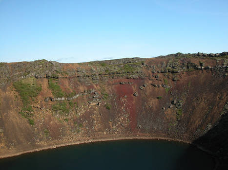 Iceland - 75 - Volcanic Crater
