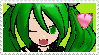 I love Midori Hatsune stamp by Transient-Fireworks