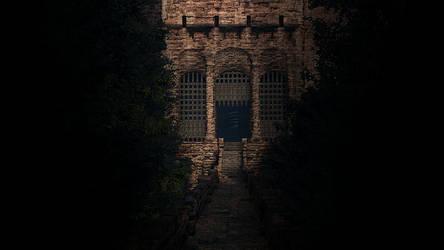 Sen's Fortress by samsa1909