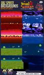 DBZ V.R.V.S. Sprite Backgrounds 2/2 by dsp27