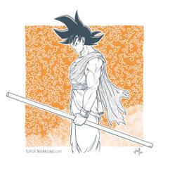 Son Goku-san