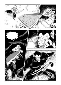 DB Multiverse special chapter U13 the father-page8