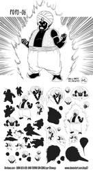 Popo fighting 06