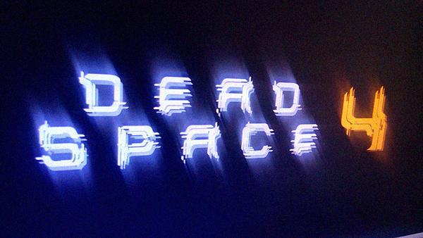 DEAD SPACE 4. Title Card / Fan Artwork by illusivecompulsive