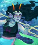 Underwater Feferi