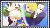 Hunter x Hunter Stamp