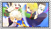 Hunter x Hunter Stamp by Minase-Martinez