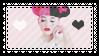 Melanie Martinez Stamp by Minase-Martinez