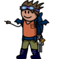 Disgaea Scout OotS style by Bisected8