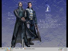 Deus Ex: After Illumination by krystalstarbane
