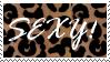 Sexy stamp by Auras