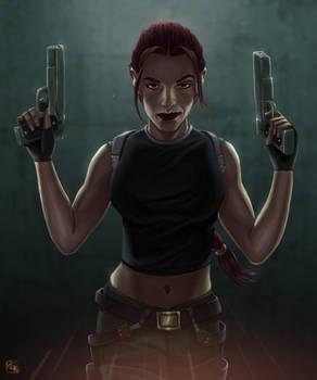 Lara Croft - Tomb Raider : Angel of Darkness