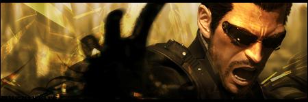 Deus Ex by Bl1ghtmare