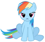 Rainbow Dash Wut