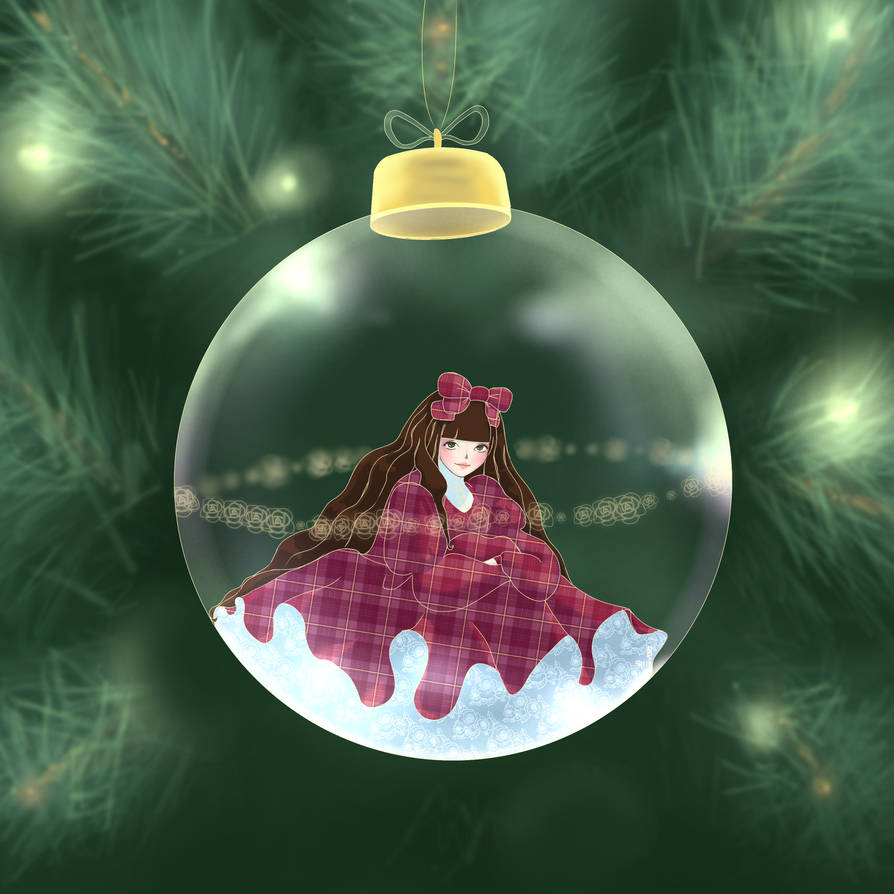 Christmas Bauble by Calliope5