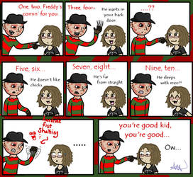 Freddy prt 1