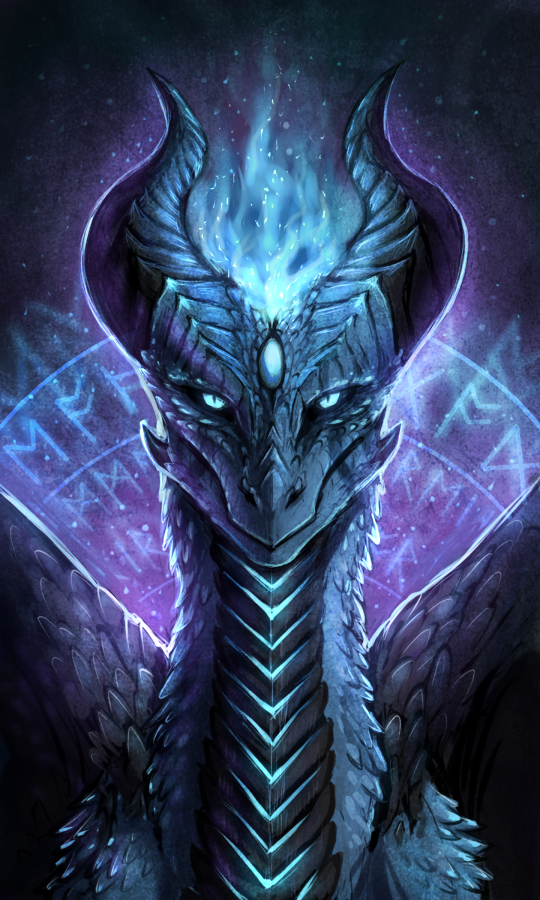 kyrie_the_frost_dragoness_by_vaelkyrie-d