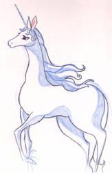 Last Unicorn by Bikushi