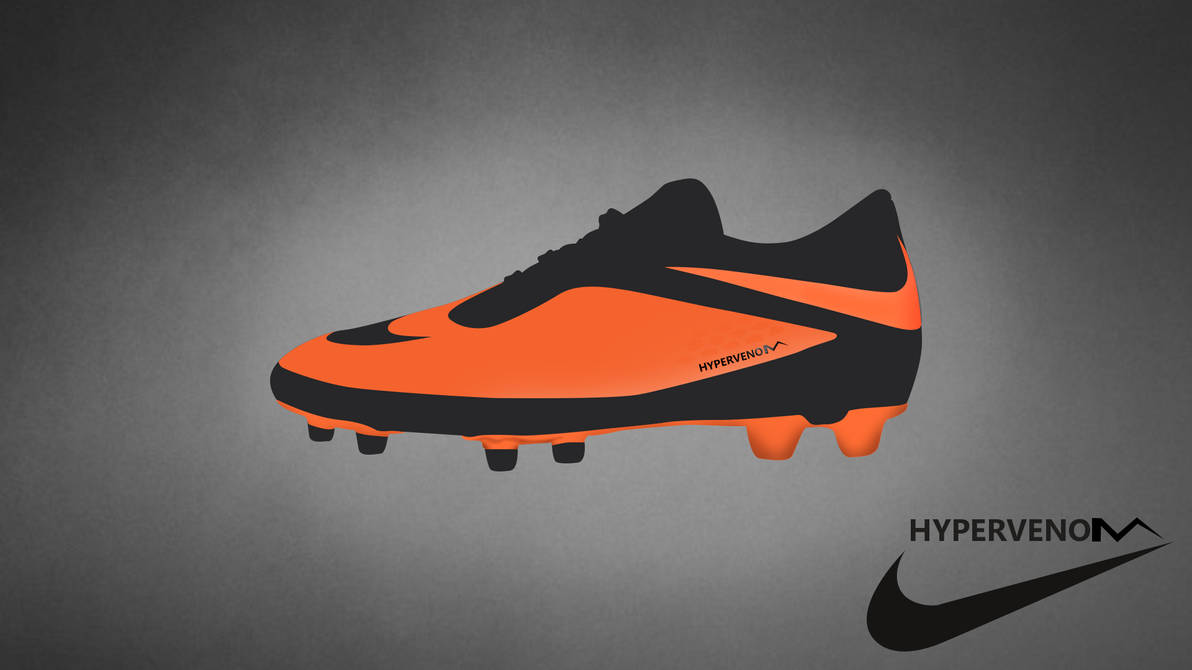 Nike Hypervenom Wallpaper By Matandesign On Deviantart