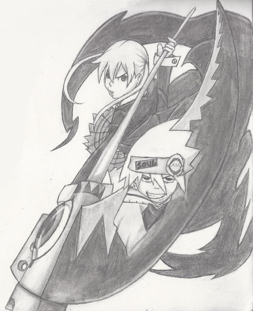 Pin Soul Eater Drawings Easy Images To Pinterest