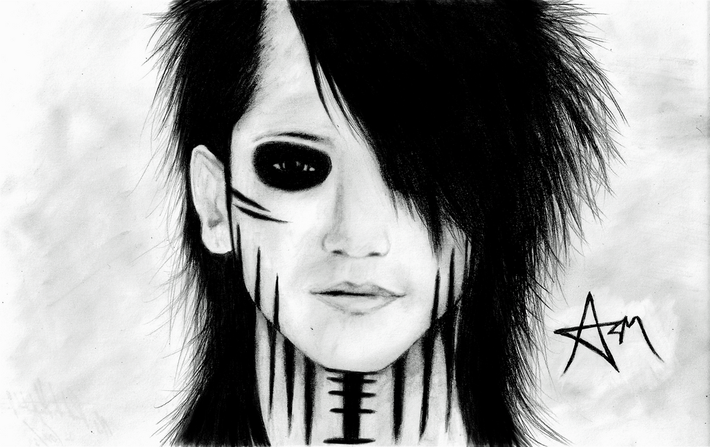 Ashley Purdy by SaltyFruitato on DeviantArt