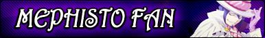 Mephisto Pheles - Fan Button