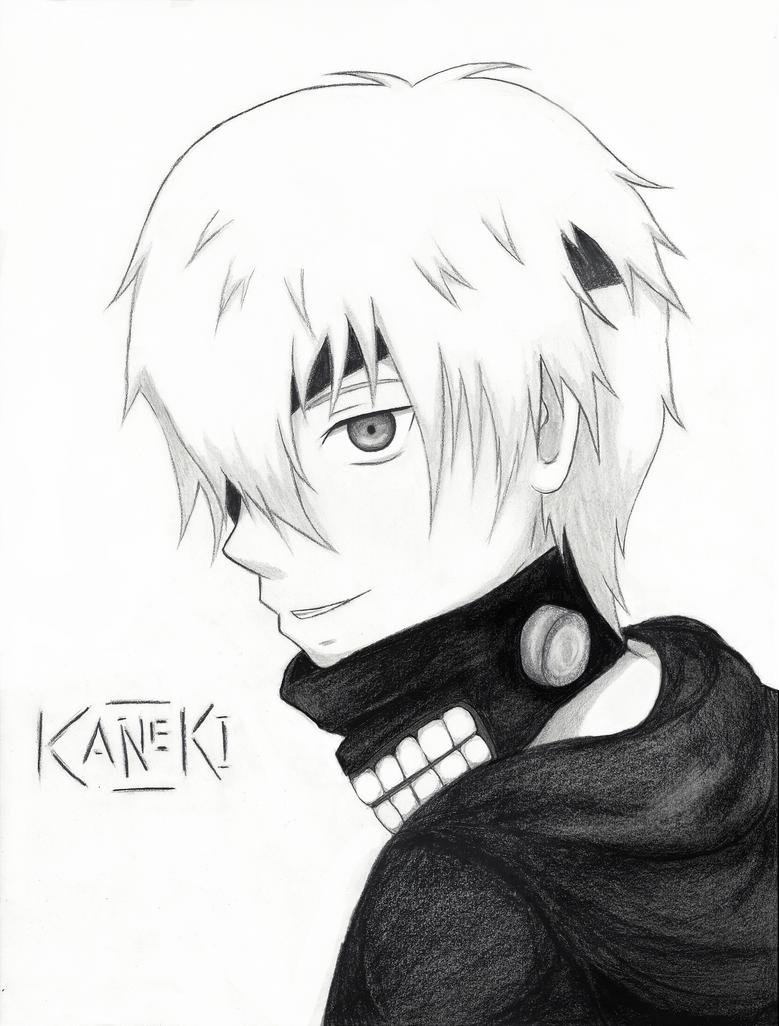 Kaneki Ken~ by MusicLova4eva