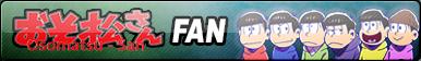 Osomatsu San - fan button by SaltyFruitato