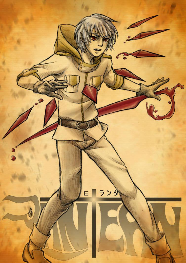 Bloodshot by Fuyukichi