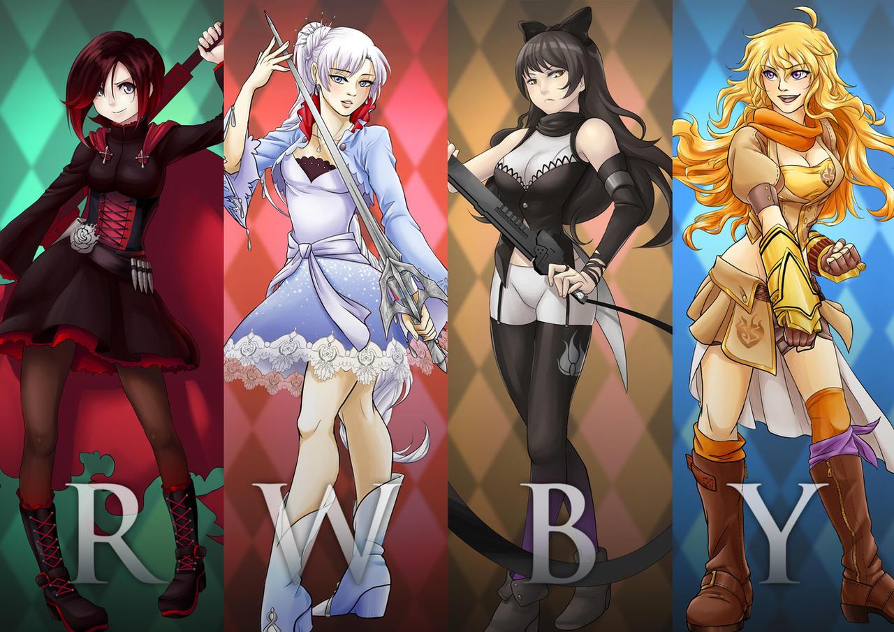 Future Huntresses by Fuyukichi