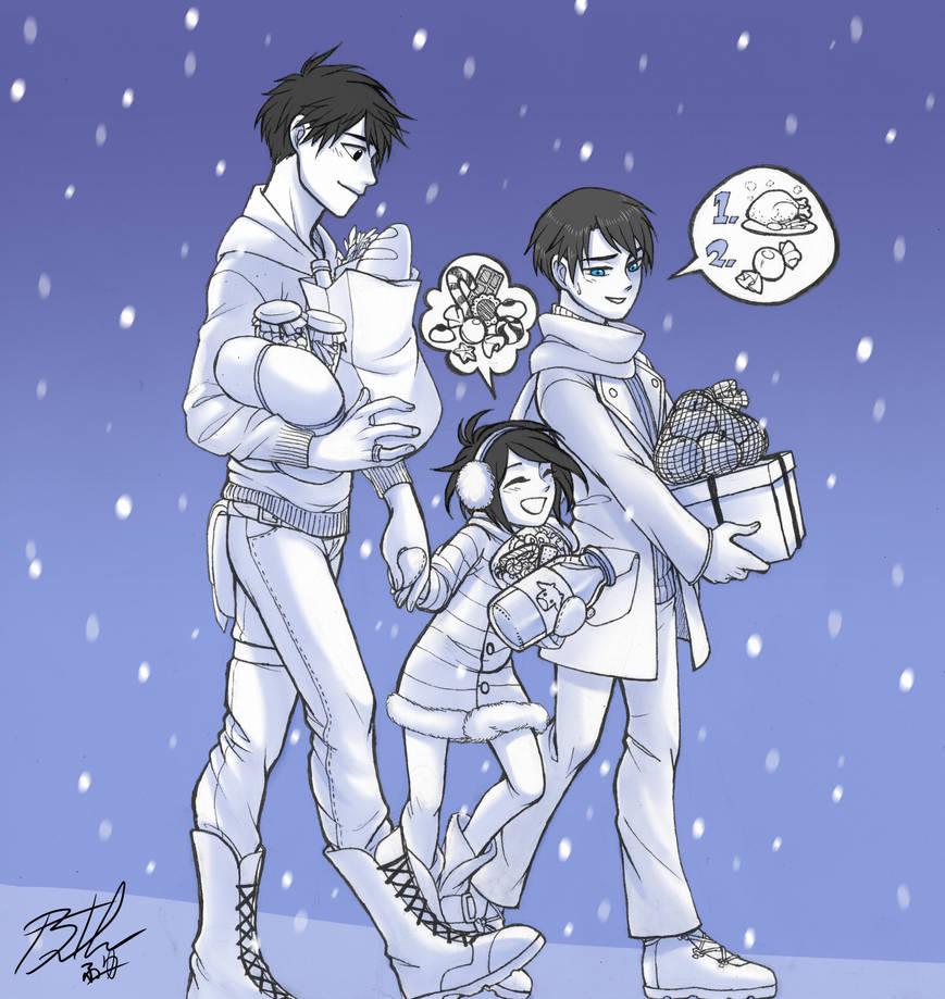 Wintertide Bliss
