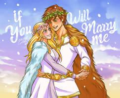 Wintry Matrimony