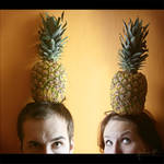 Pineapple Couple by 365-days-of-pelleron