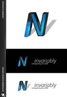 iNvariably Logotyp by eClips2k