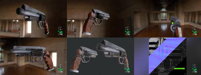 That Gun - Weapon Prop Model Replica