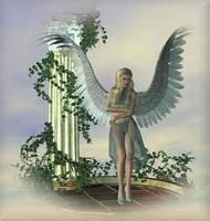Heavenly Angel by Poser4U