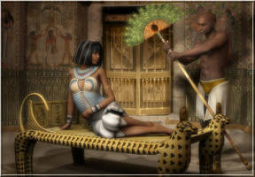 Egyptian 2 by Poser4U