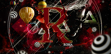Roma's gift signature by georgfx