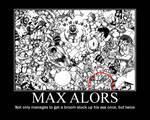 Max Alors Motivational Poster