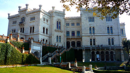 castle by StellaSsj