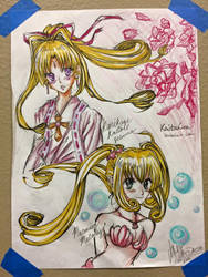 DaishoCon 2015 Doodle by KaitouCoon
