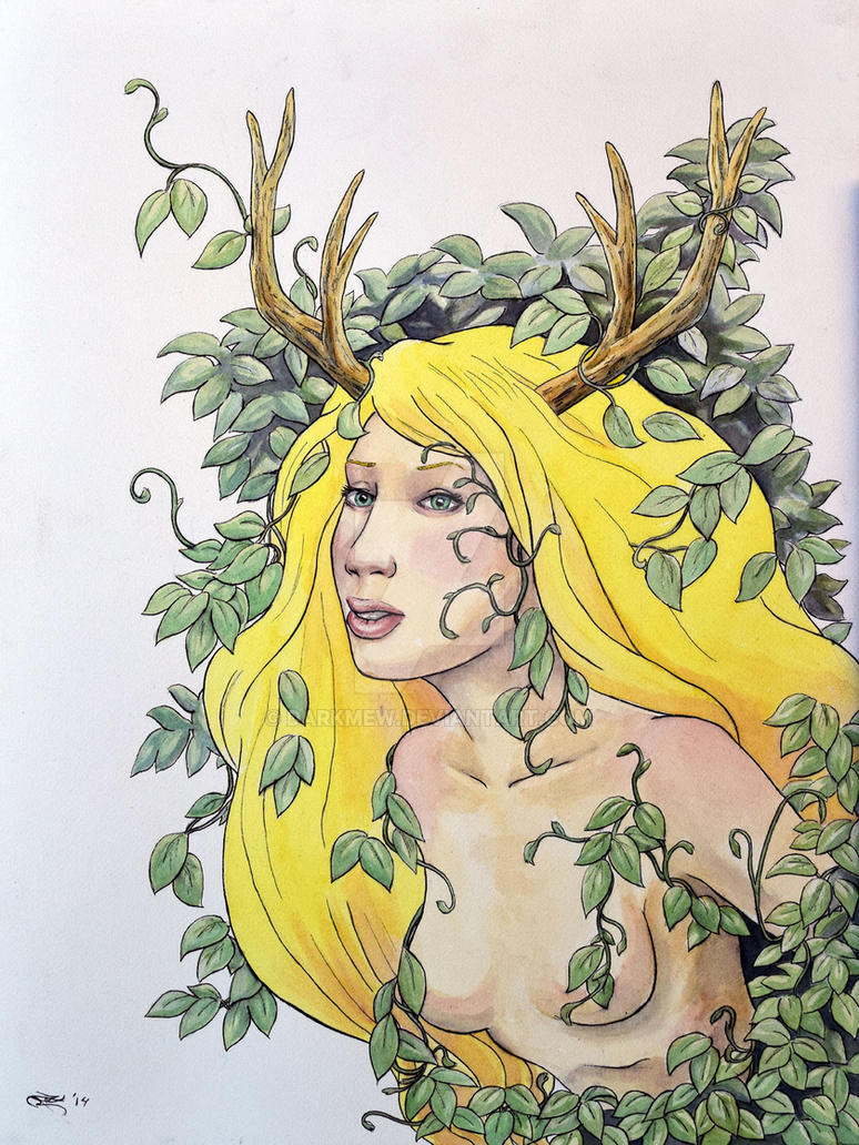 FS Faun Loveless entangled ivy by DarkMeW