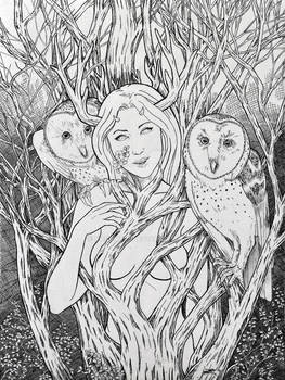 Fairy Scream Loveless series: Seed Within -inks-