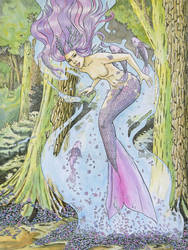 Fair Scream Loveless series Mermaid of Petals