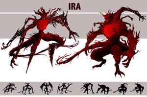 Emotion Demon Ira by ThroneSeeker